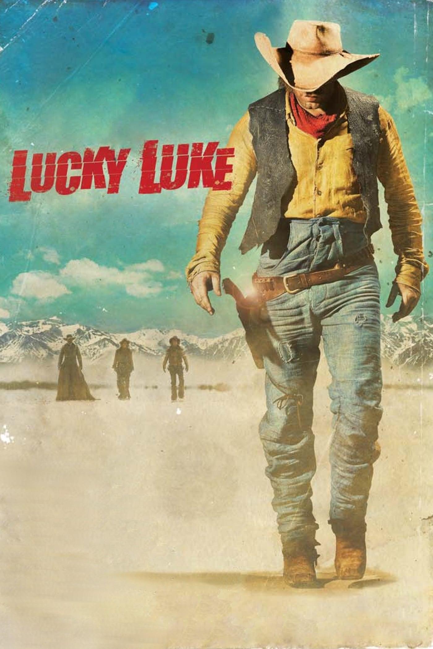 Voir Lucky Luke - 2010