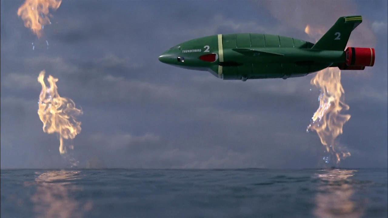 Thunderbirds Season 2 :Episode 1  Atlantic Inferno