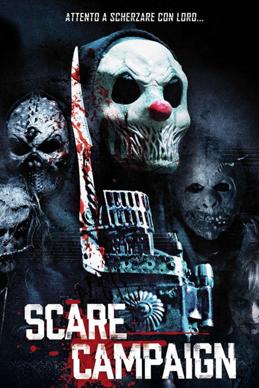 Scare Campaign 2016 Posters The Movie Database Tmdb