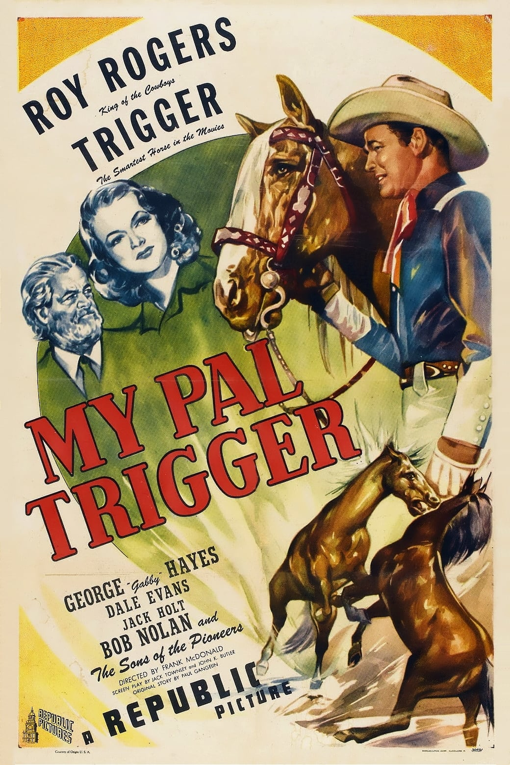 My Pal Trigger on FREECABLE TV