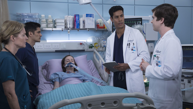 The Good Doctor Season 1 Episode 1