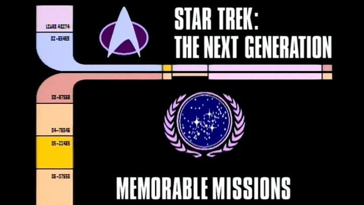 Archival Mission Log: Year Three - Departmental Briefing: Memorable Missions-Azwaad Movie Database