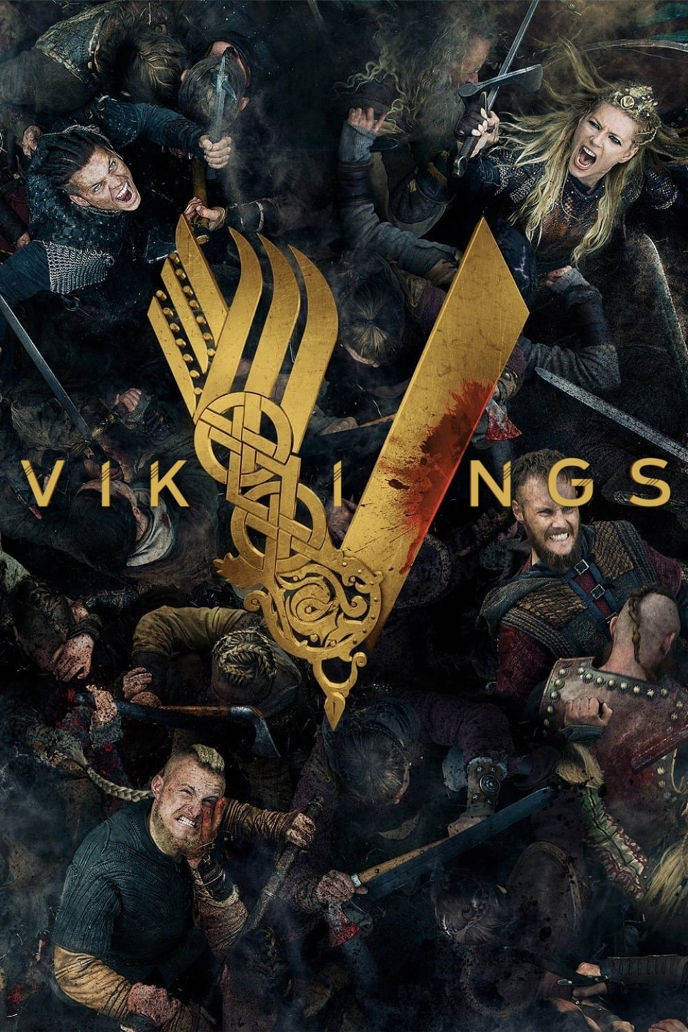 Vikings 5ª Temporada Dual Áudio