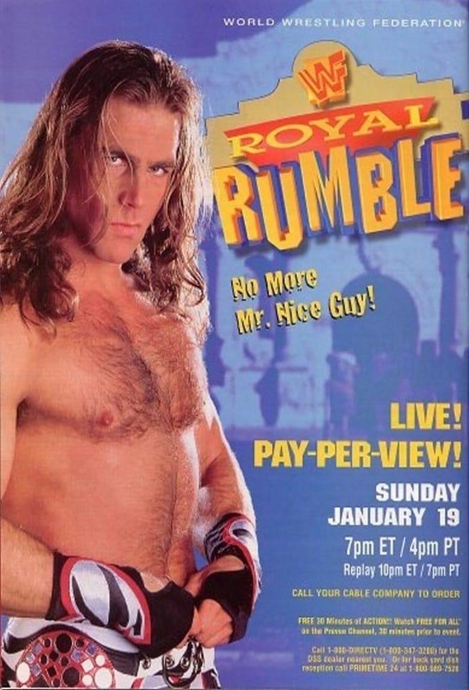 WWE Royal Rumble 1997 (1997)