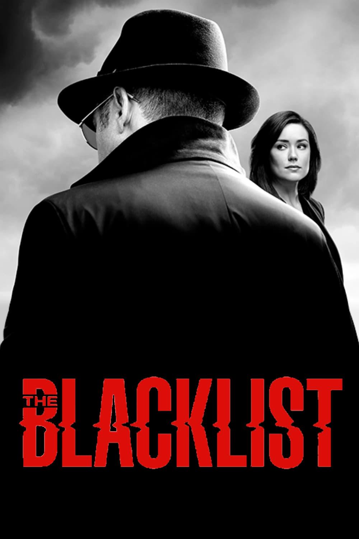 The Blacklist 6ª Temporada poster, capa, cartaz