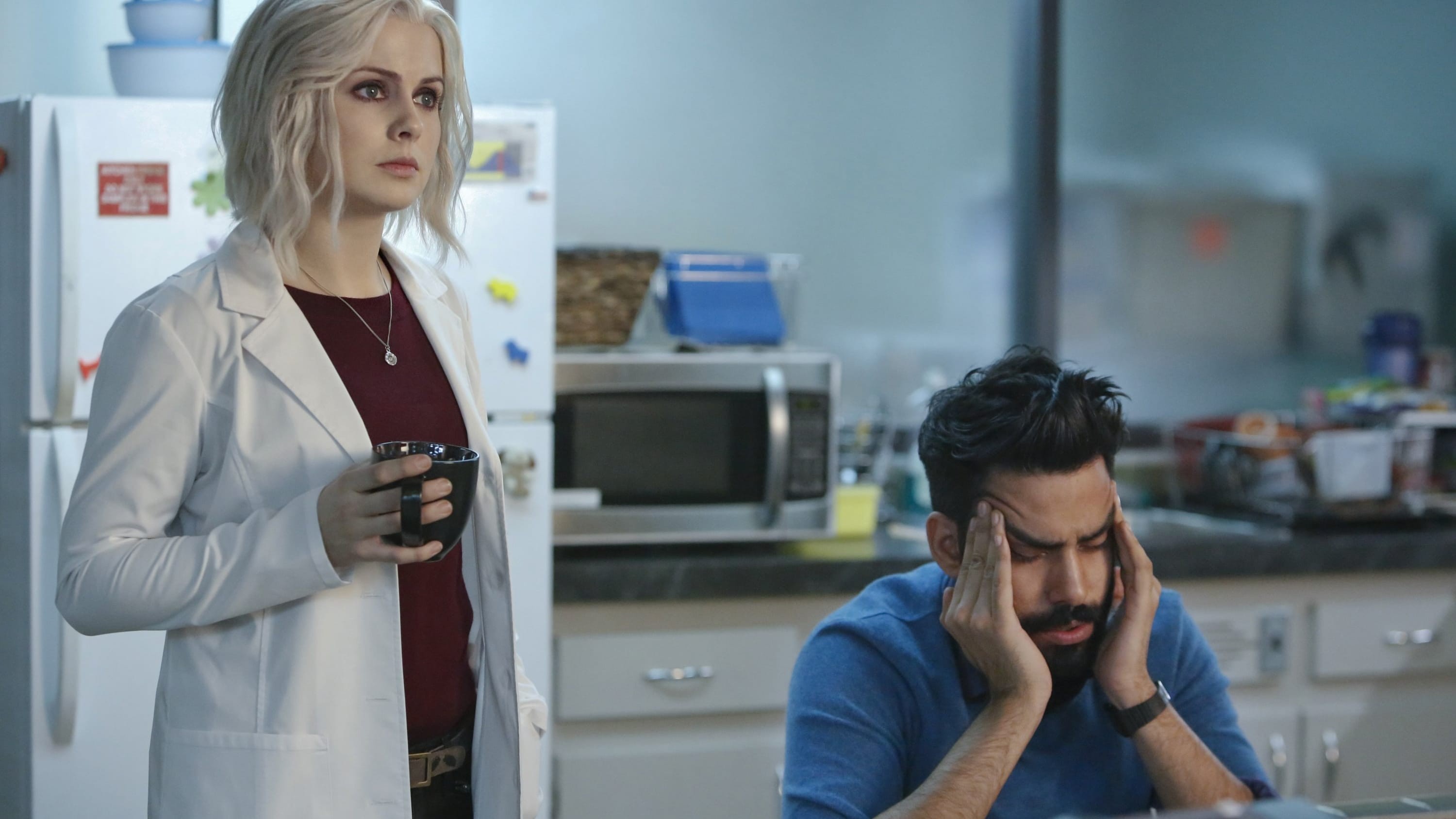 iZombie Season 2 :Episode 12  Physician, Heal Thy Selfie