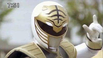 Super Sentai Season 35 :Episode 33  It's a Hero!!!