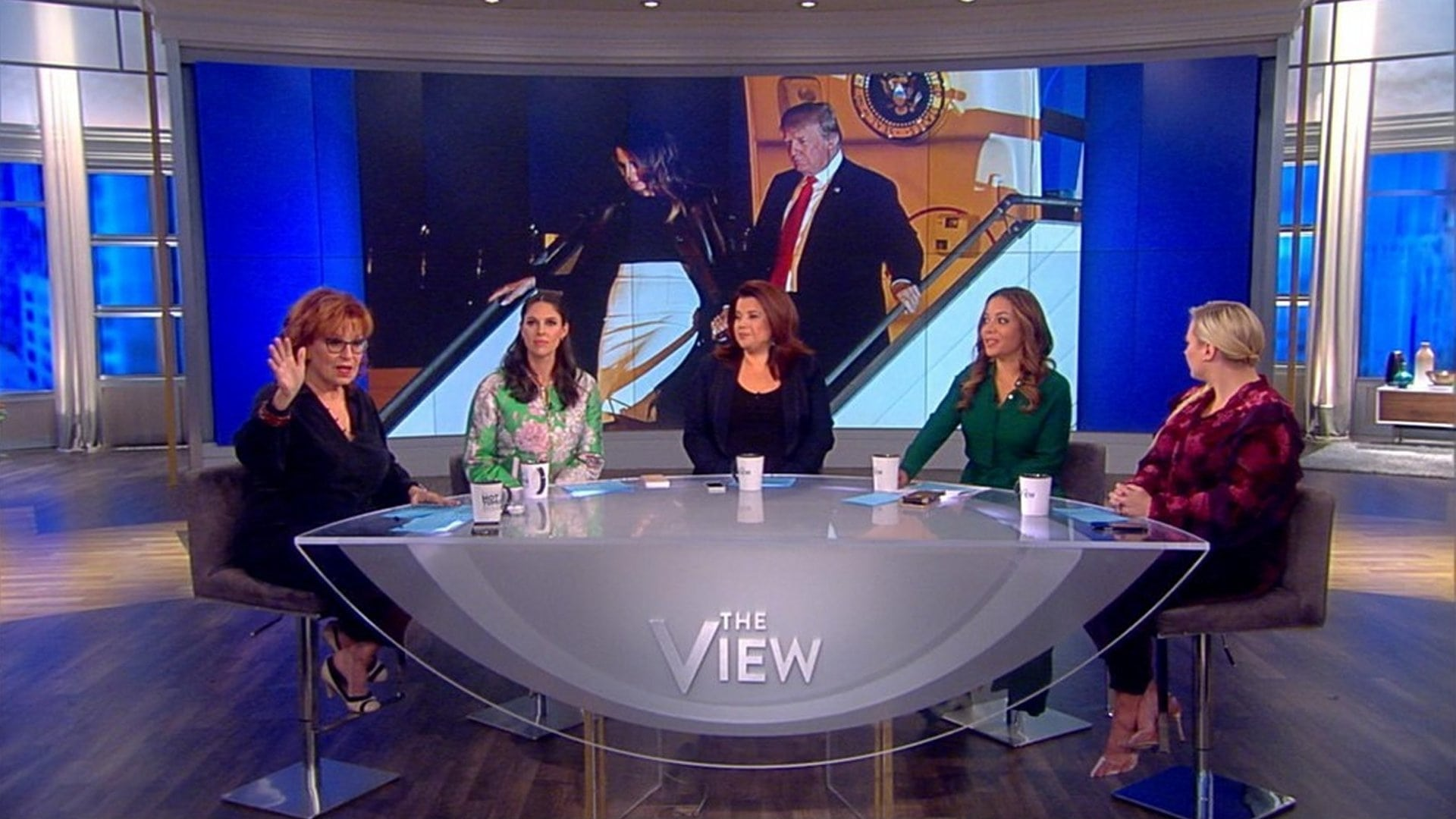 The View Season 22 :Episode 61  Hot Topics