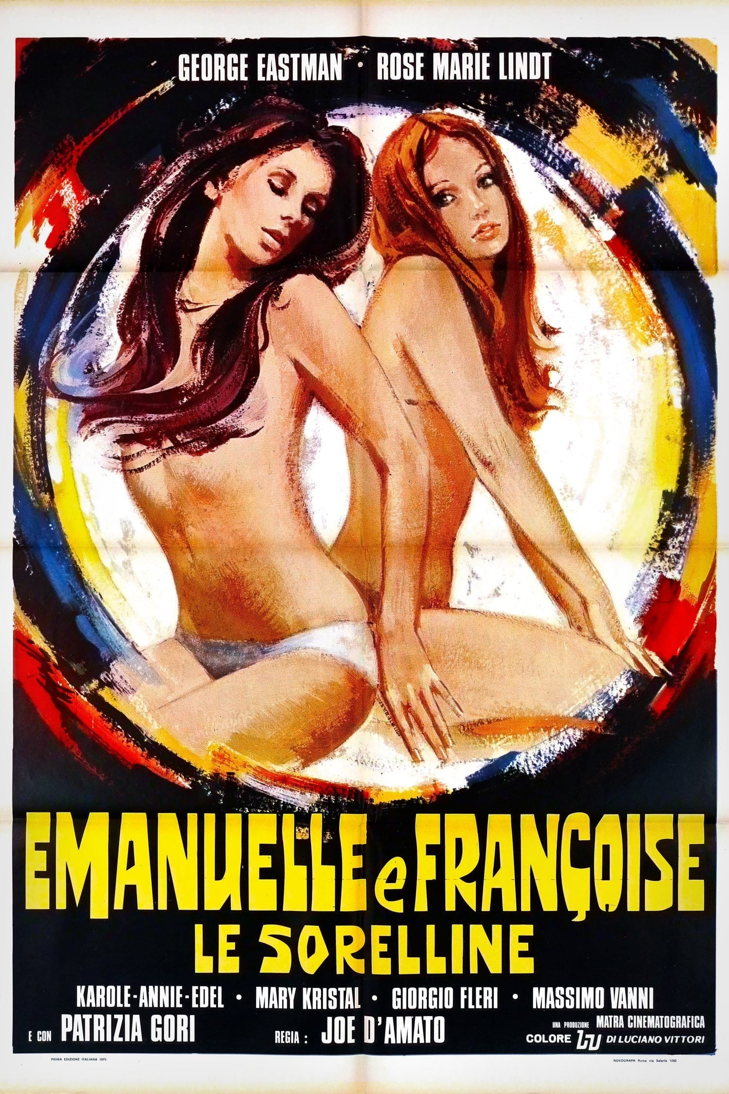 Emanuelle e Francoise (Le sorelline) Οργασμός θανάτου / Emmanuelle's Revenge