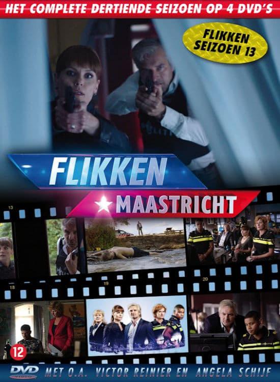 Flikken Maastricht Season 13
