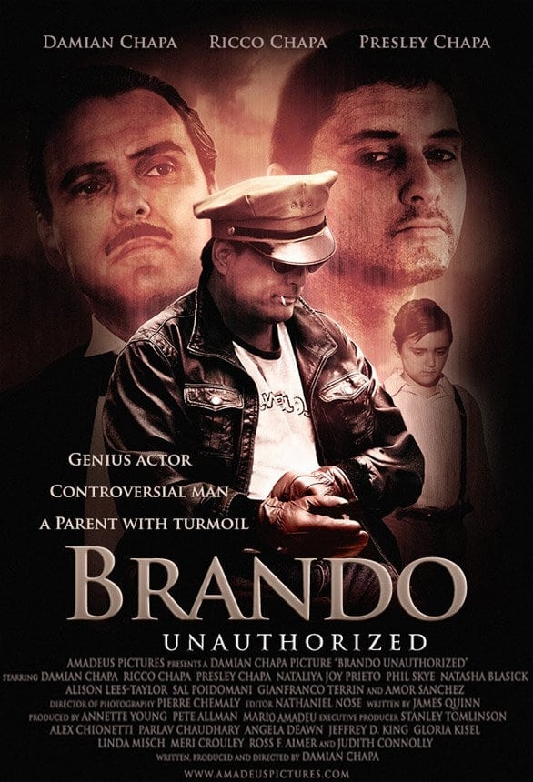 Brando Unauthorized on FREECABLE TV