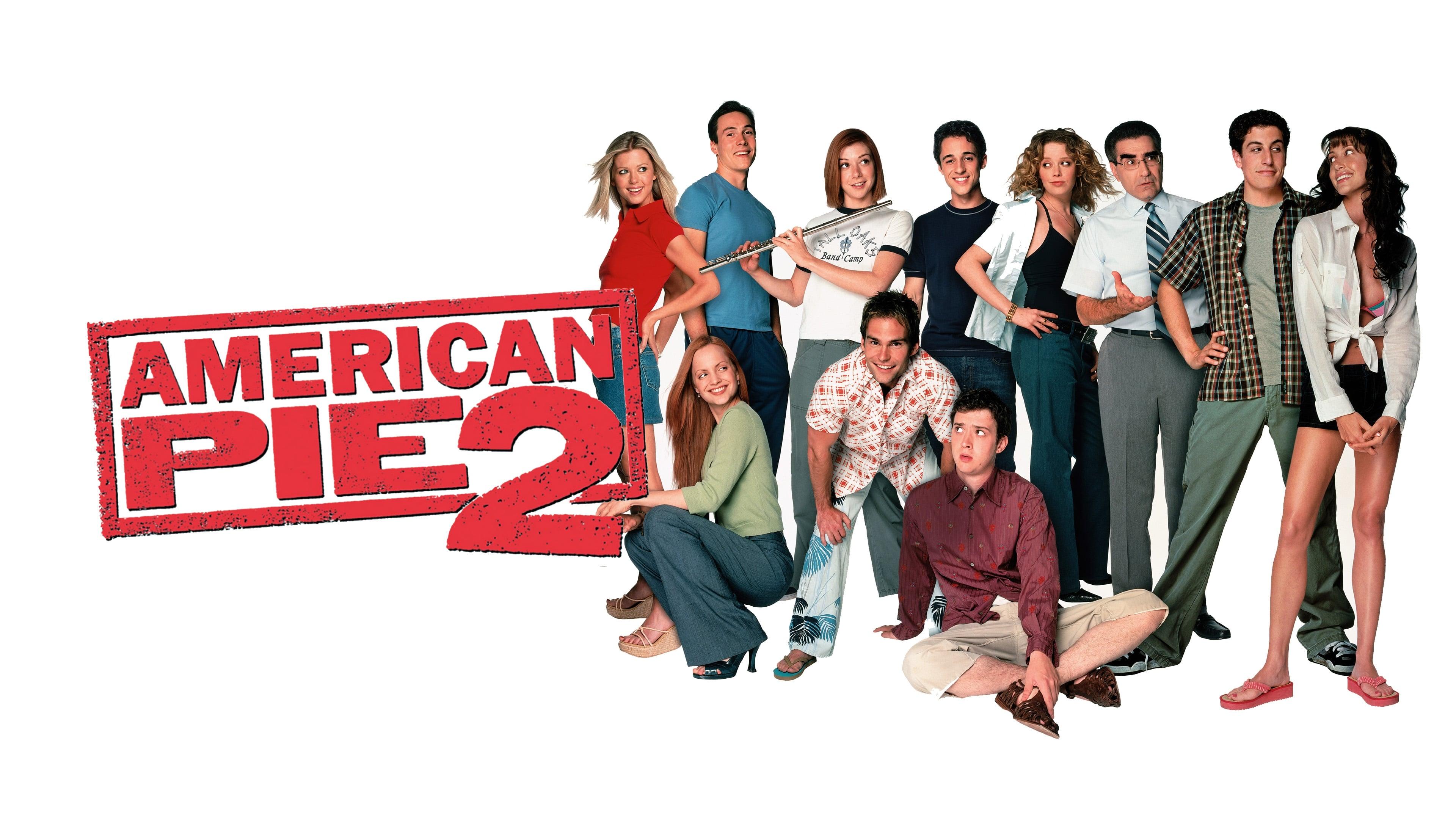 Американски пай 2