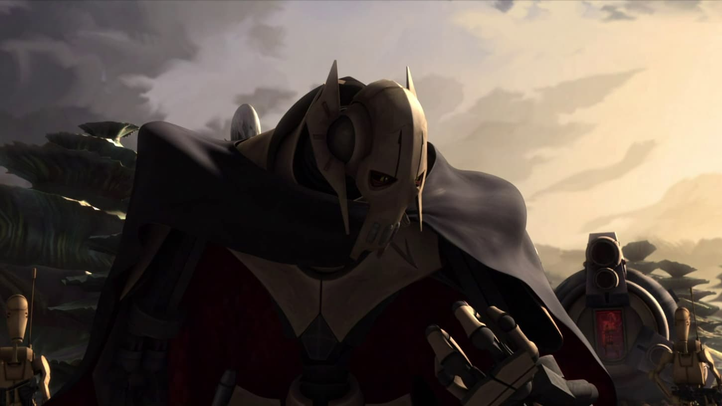 Star Wars: The Clone Wars Season 2 :Episode 9  Grievous Intrigue