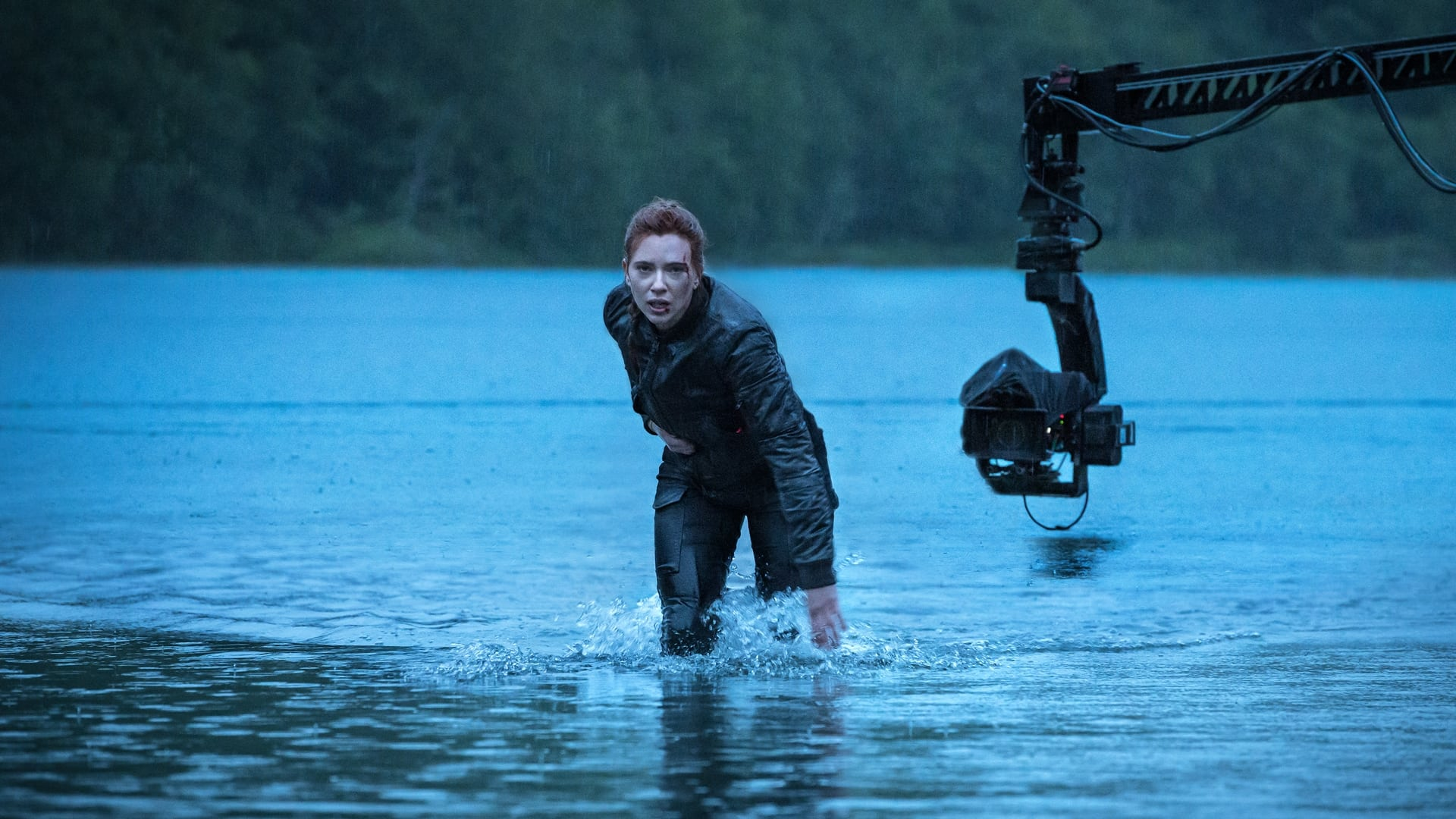 The Making of Black Widow