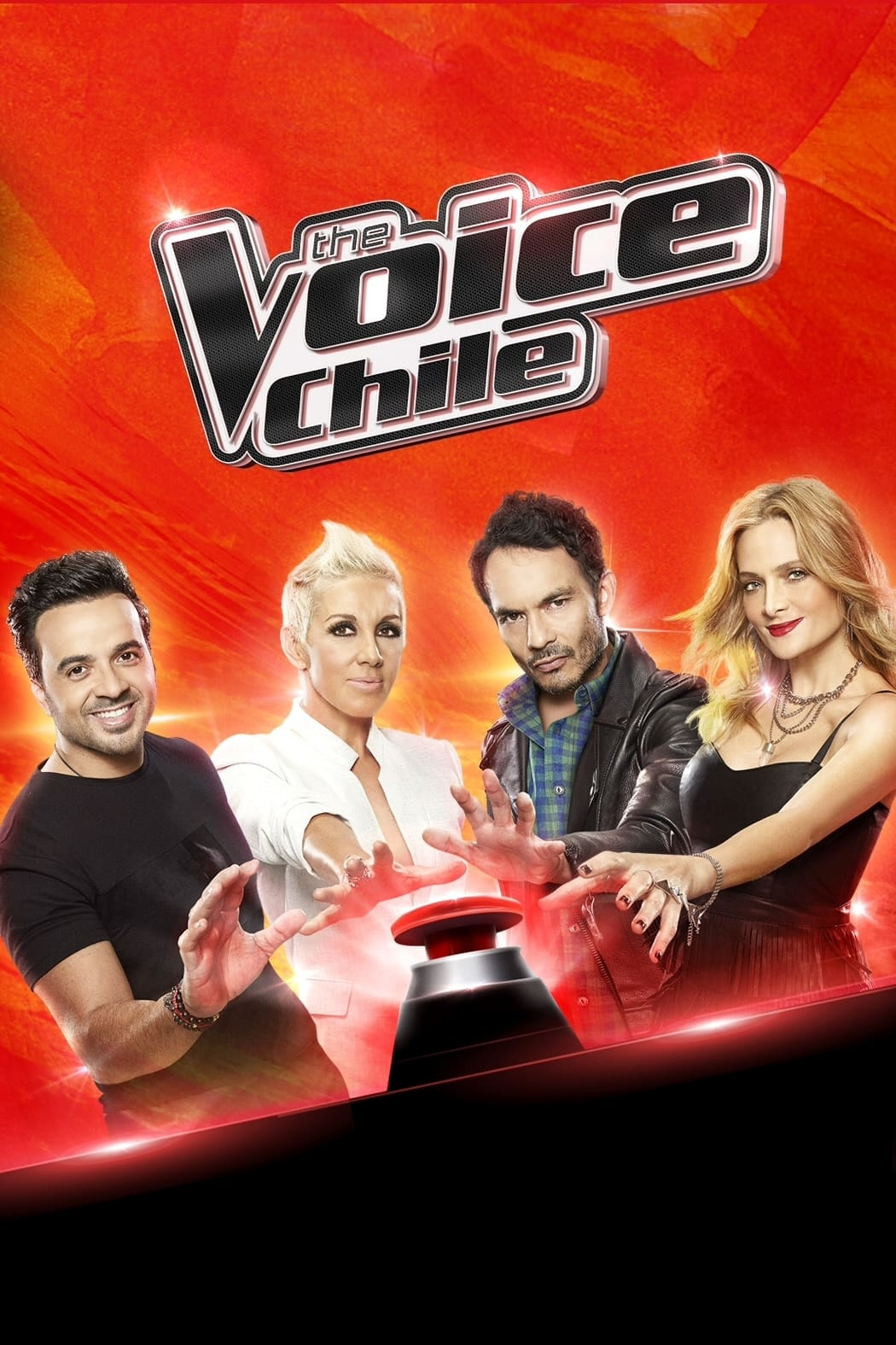 The Voice Chile TV Shows About Singing