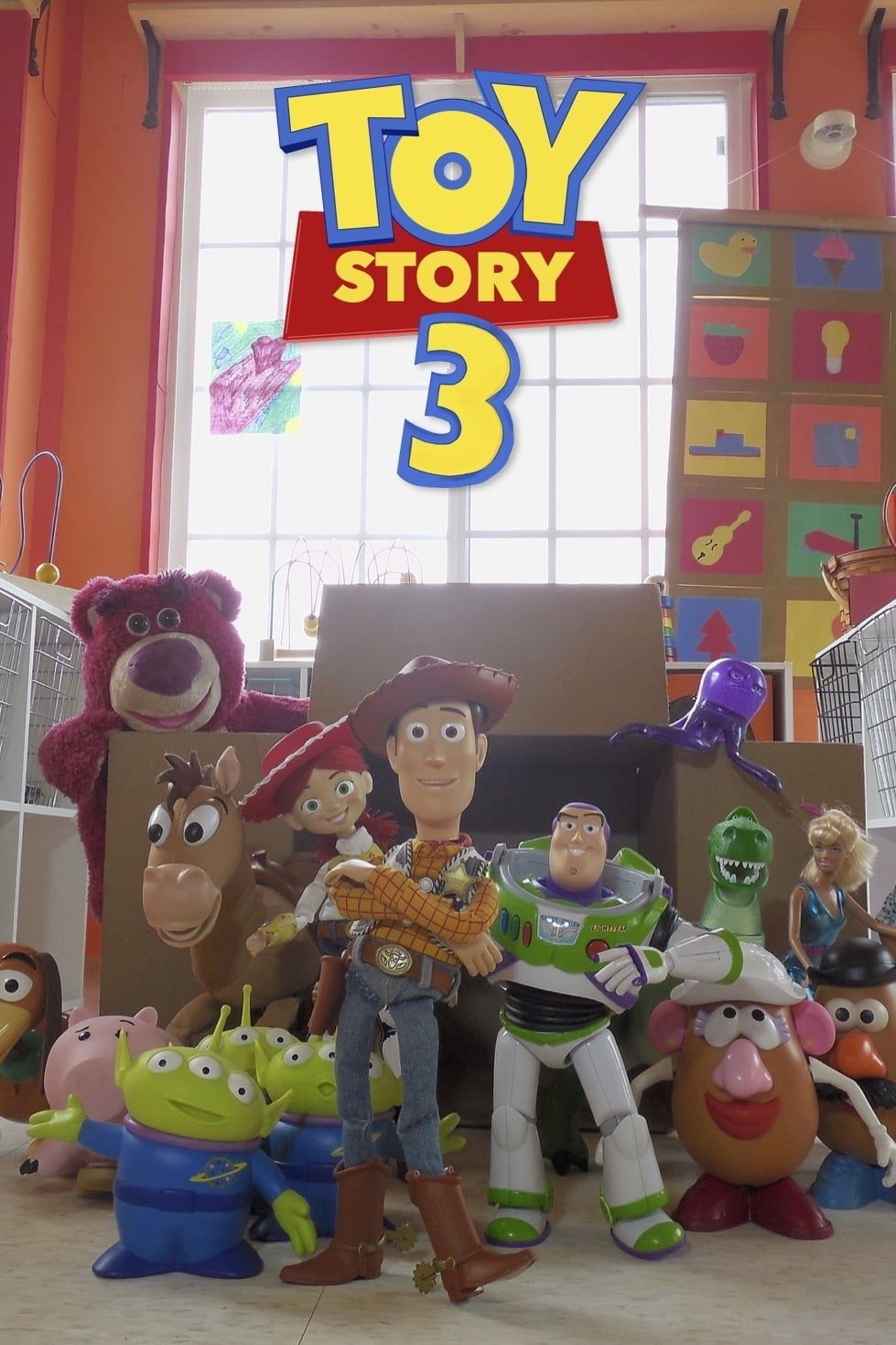 Toy Story 3 in Real Life (2020)