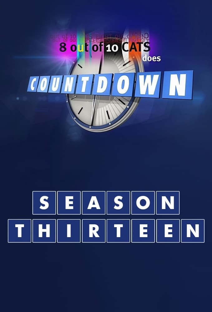 8 Out of 10 Cats Does Countdown Season 13