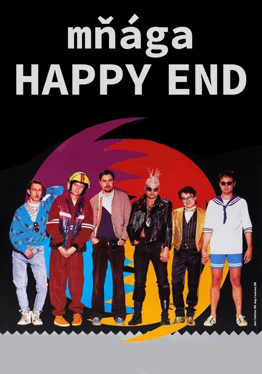 Mňága - Happy End (1996)