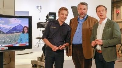 Die Rosenheim-Cops Season 17 :Episode 21  Habe die Ehre