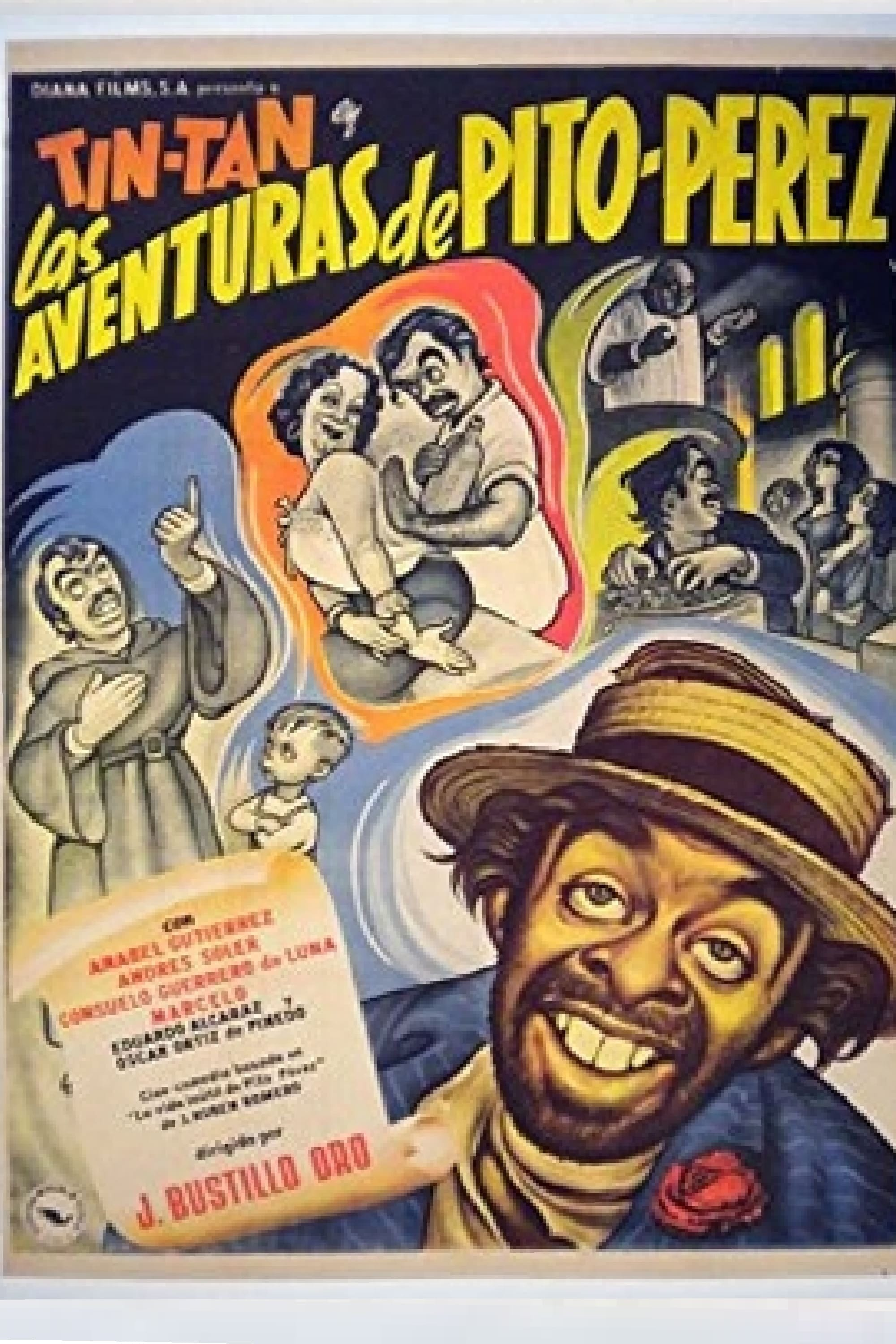 The Adventures of Pito Pérez (1957)