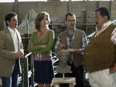 Die Rosenheim-Cops Season 5 :Episode 6  Die doppelte Venus