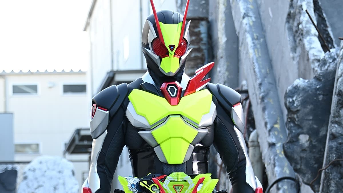 Kamen Rider Season 30 :Episode 40  Go Towards My Dream With Me
