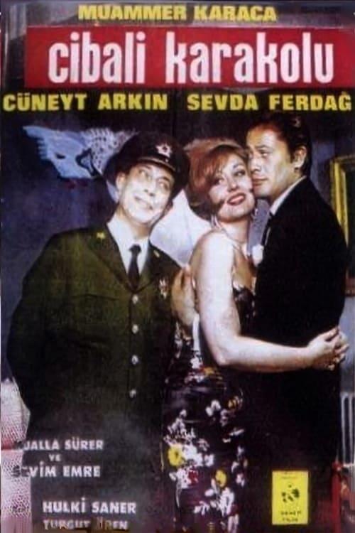 Ver Cibali Karakolu Online HD Español (1966)