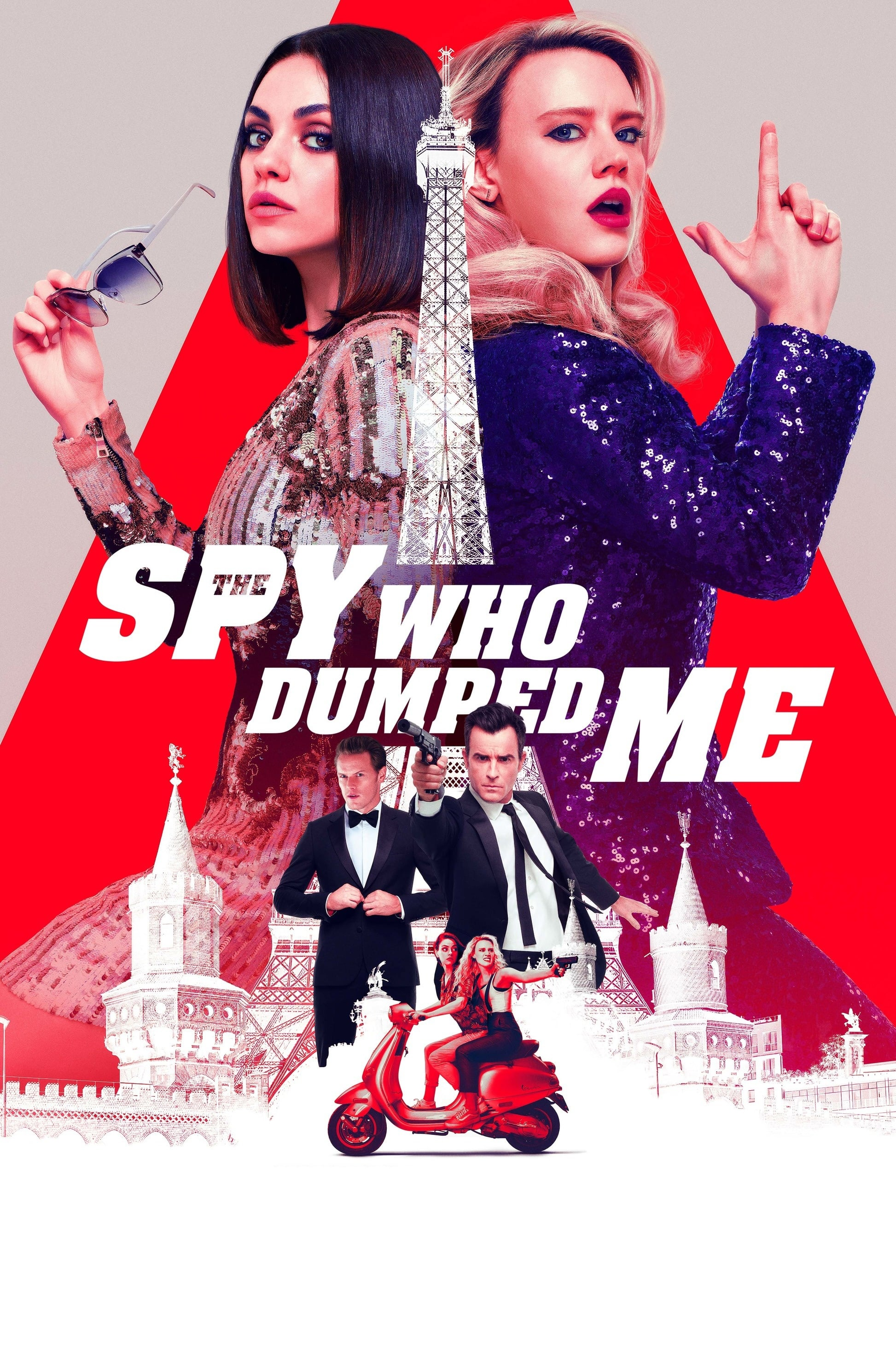Poster and image movie Film Spionul care mi-a dat papucii - The Spy Who Dumped Me - The Spy Who Dumped Me 2018