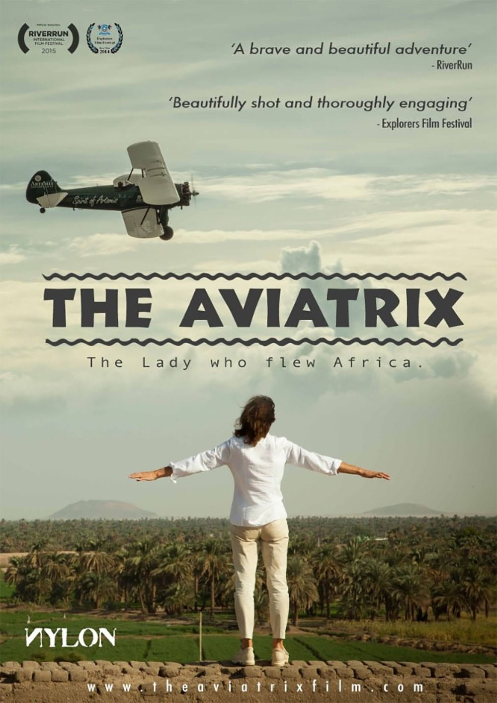 Ver The Aviatrix Online HD Español (2015)