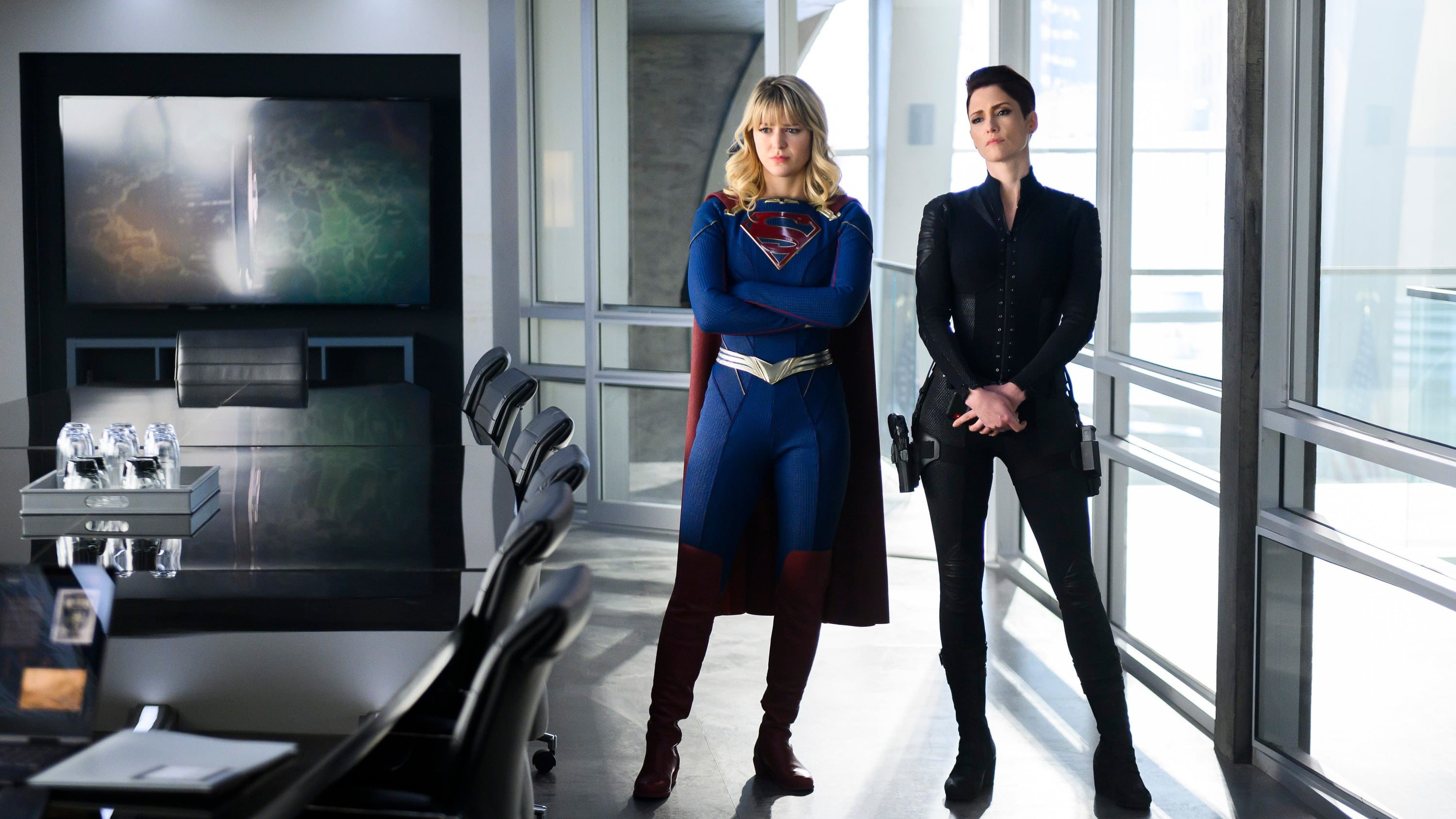 Supergirl Season 5 :Episode 10  The Bottle Episode