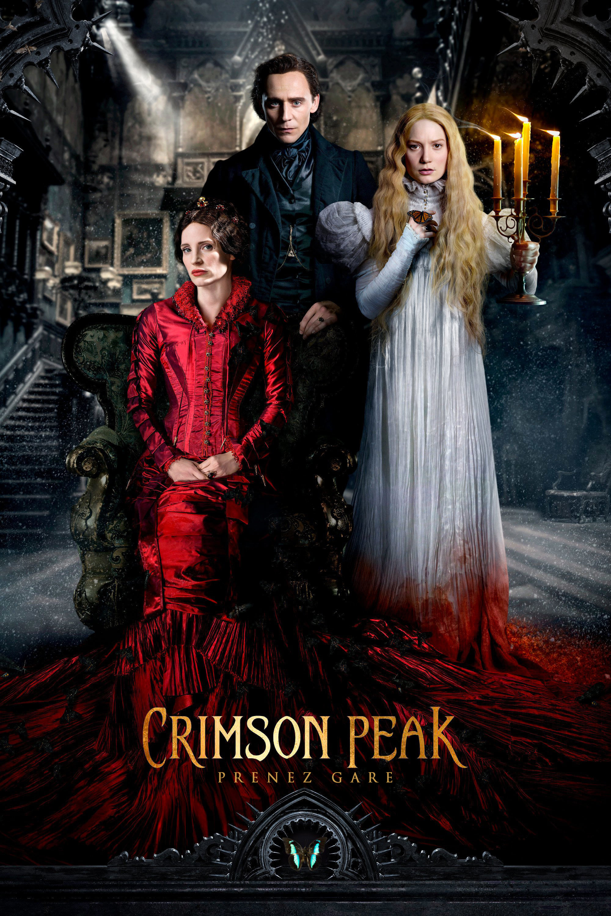voir film Crimson Peak streaming