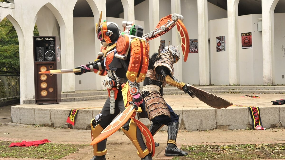 Kamen Rider Season 29 : Episode 12