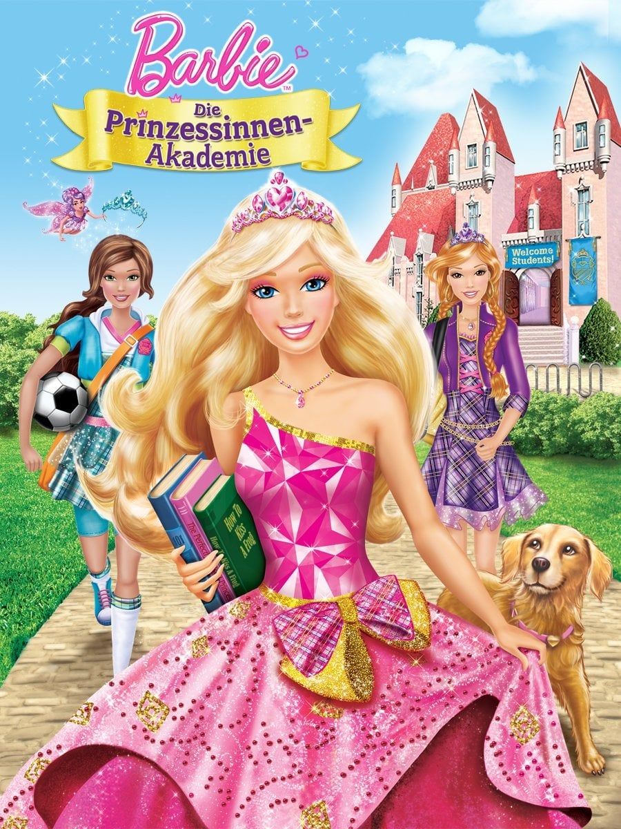 Barbie Die Prinzessinnen Akademie Ganzer Film