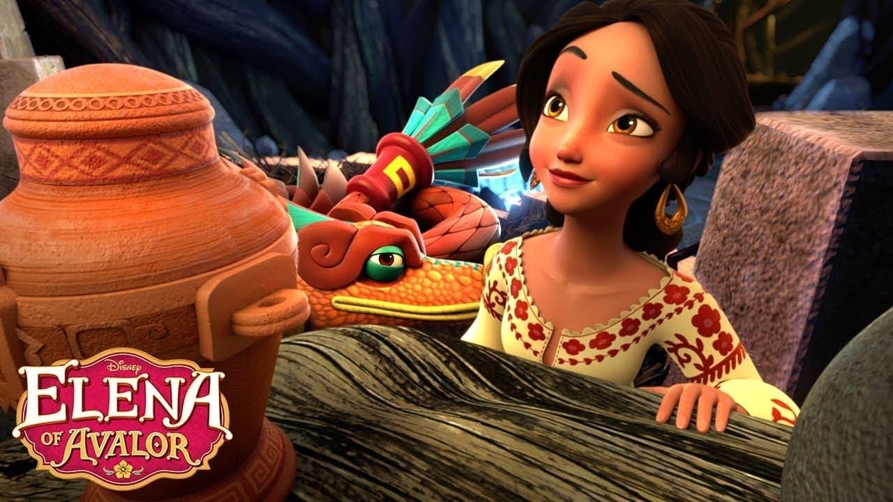 Elena of Avalor Season 0 :Episode 3  Adventures in Vallestrella: Sleeping Sunbird