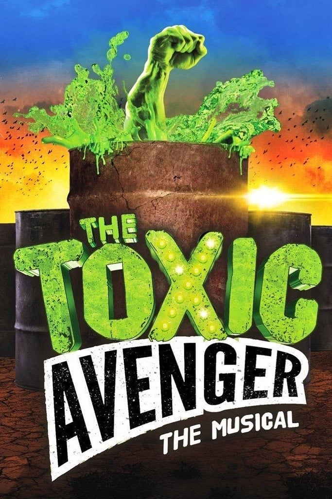 Ver The Toxic Avenger: The Musical Online HD Español (2018)