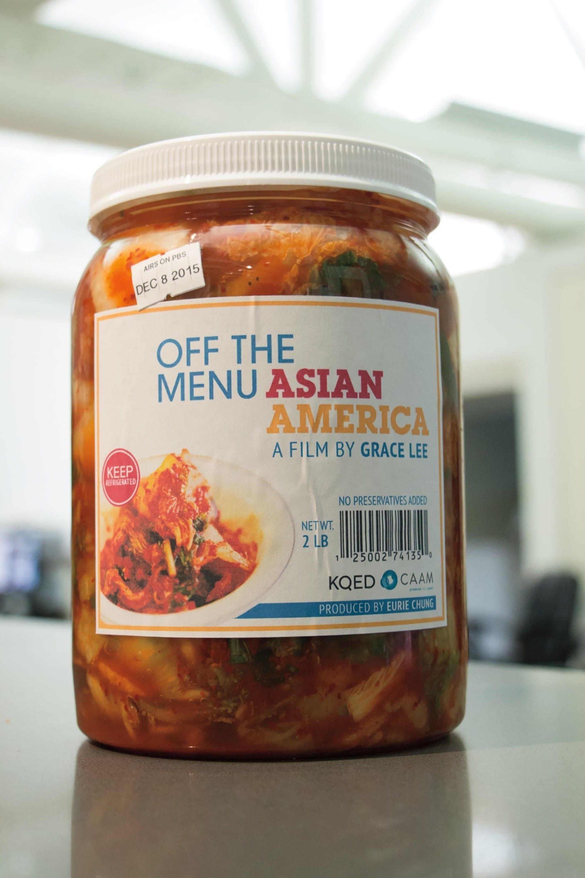 Off the Menu: Asian America (2015)