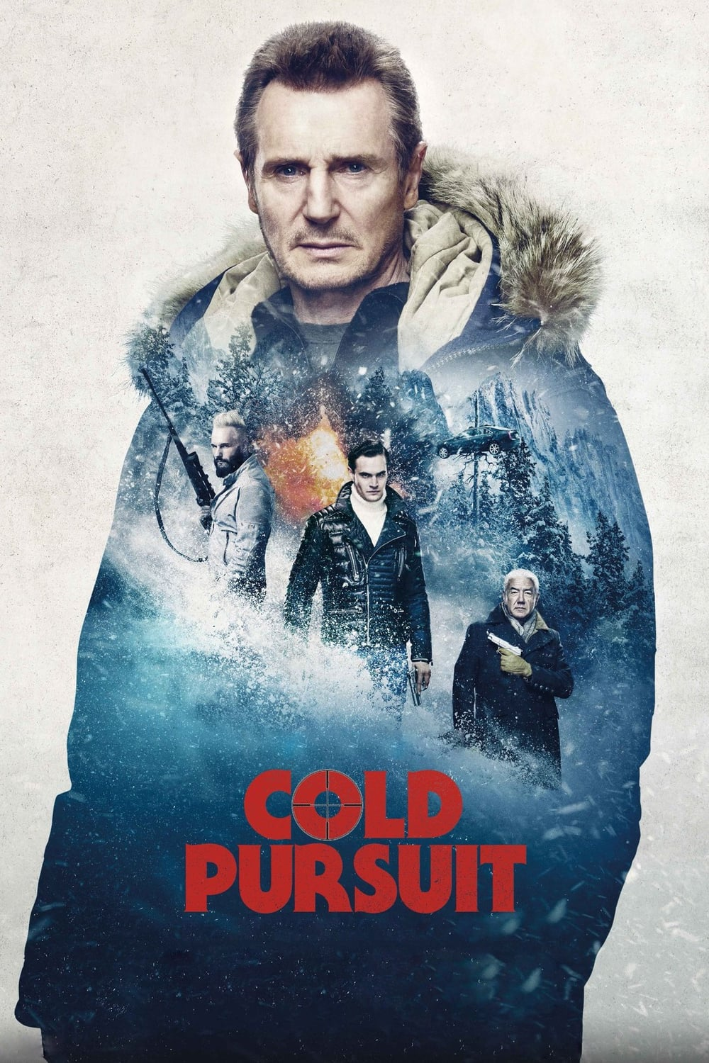 Poster and image movie Film Cold Pursuit - Karstas kraujas -  2019