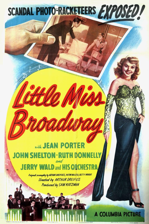 Ver Little Miss Broadway Online HD Español (1947)