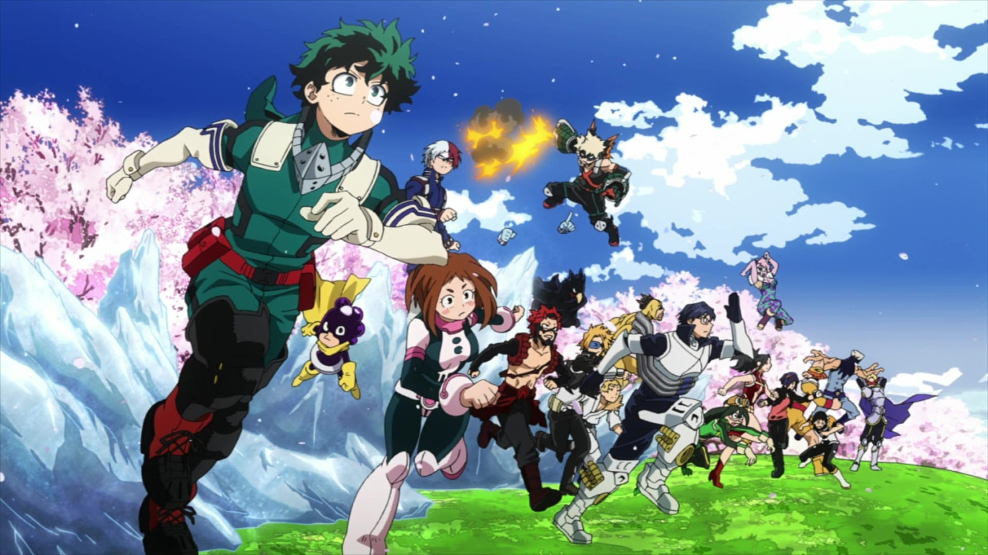 My Hero Academia: Episodi 64
