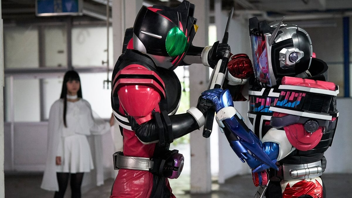 Kamen Rider Season 29 : Episode 15