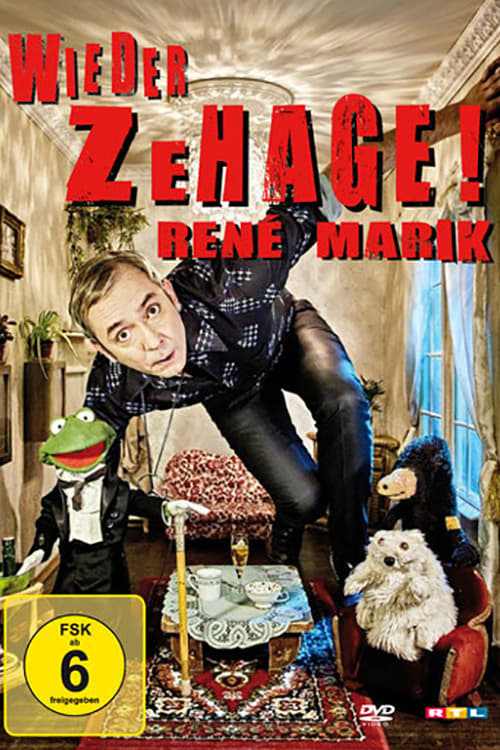 Ver Rene Marik – Wieder Zehage! Online HD Español ()