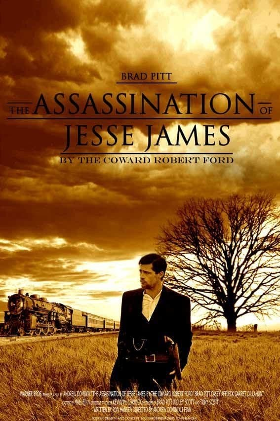 Džesio Džeimso nužudymas, kurį įvykdė bailys Robertas Fordas / The Assassination of Jesse James by the Coward Robert Ford (2007)