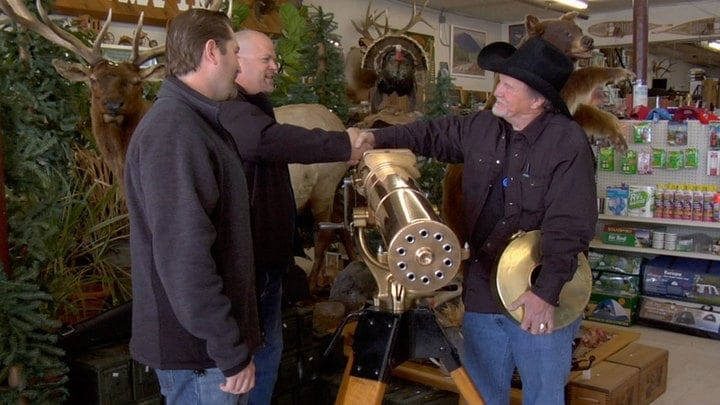 Pawn Stars Season 11 :Episode 33  Dangerous Deals