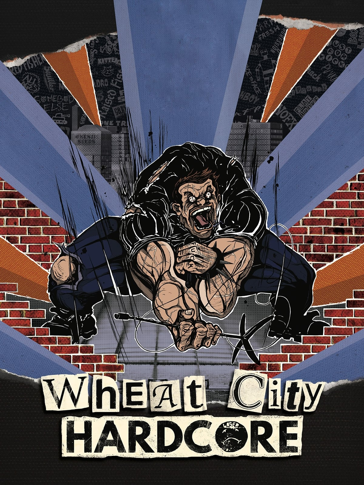 Wheat City Hardcore on FREECABLE TV