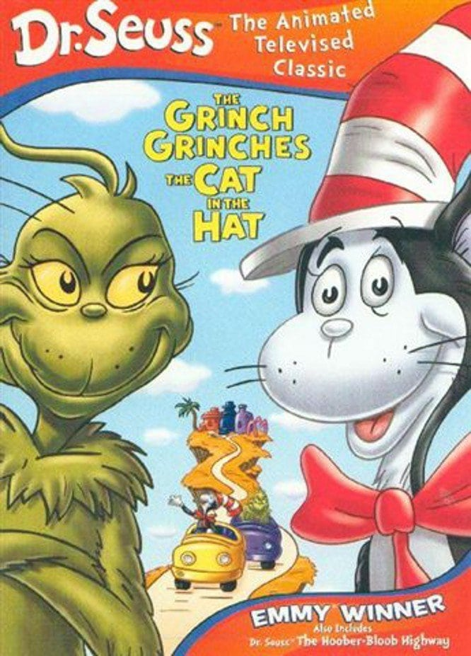 The Grinch Grinches the Cat in the Hat (1982)