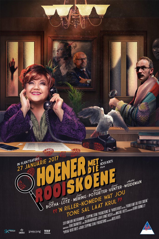 Ver Hoener Met Die Rooi Skoene Online HD Español (2017)