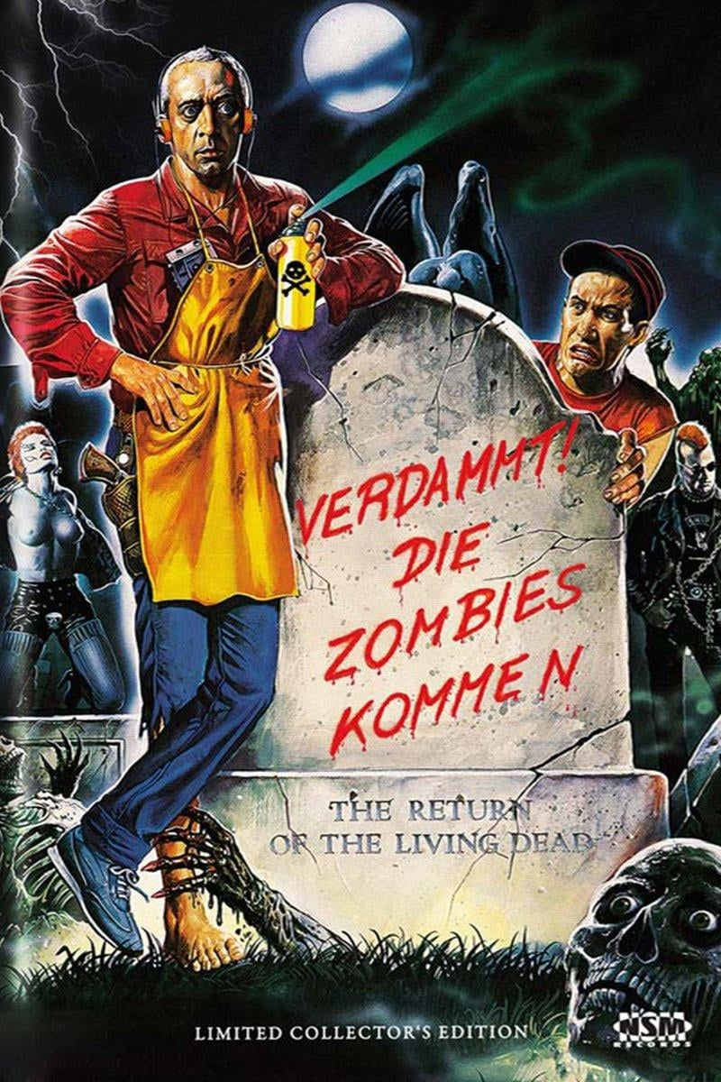 Verdammt Die Zombies Kommen