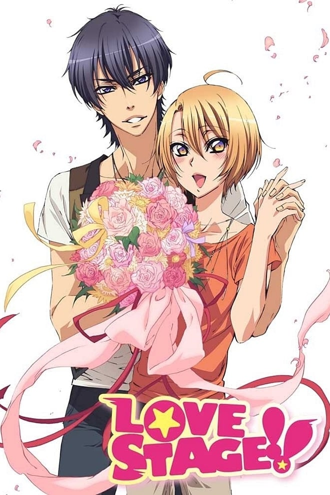 LOVE STAGE!! TV Shows About Cross Dressing