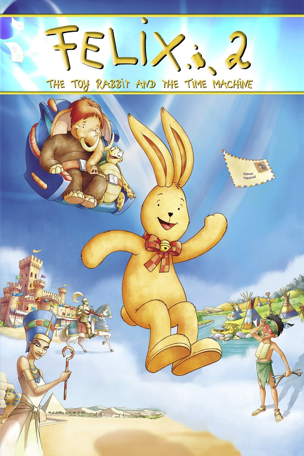 Felix: The Toy Rabbit and the Time Machine (2006)