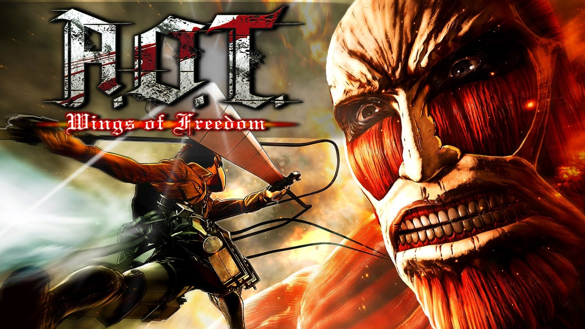 Attack on Titan Season 0 :Episode 17  Attack on Titan Part II: Wings of Freedom